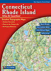 Connecticut & Rhode Island Atlas and Gazetteer